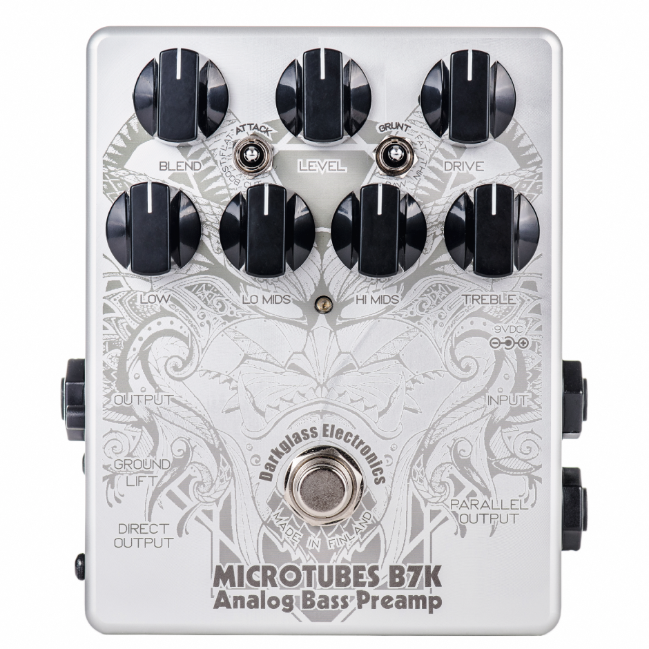 Microtubes B7K Limited Edition (Acid Toad)